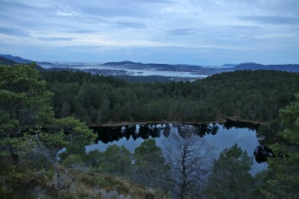 Lake Svartevatnet