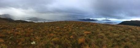 View from Skeidshornet (1/2)