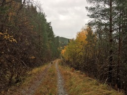Trollhaug ahead