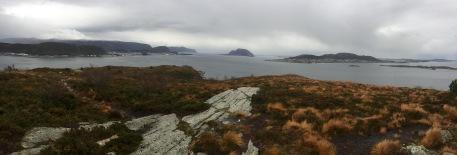 View from Storhaugen