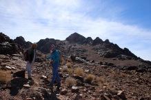 The final climb