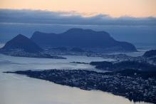 Ålesund, Sukkertoppen and Godøya