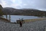 At lake Breidesetevatnet