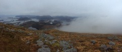 Incoming fog