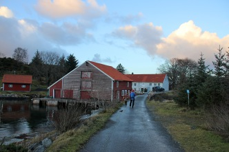 On Herøya island
