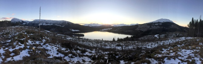 Trail view (II)