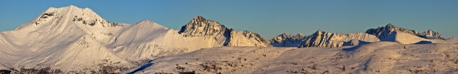 Vardehornet summit view (1/3)