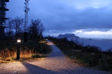 The path from Rundskue