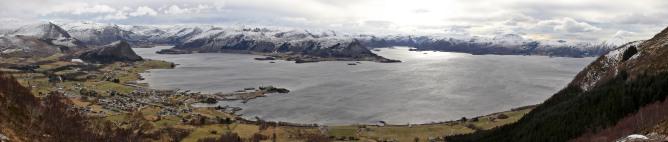 Fiskå view