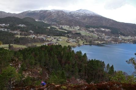 Leikong and Rjåhornet