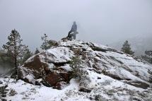 On top of Raudenausane