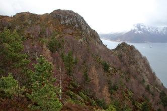 Kyrkjehornet and Bjørkhornet