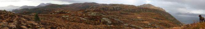 Kyrkjehornet panorama (2/2)