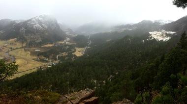 Almklovdalen valley