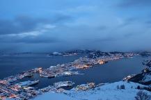 Ålesund, wide angle