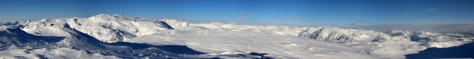 Panorama from the top