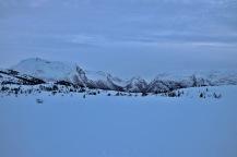 Peaks surrounding Våtedalen
