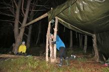 Rigging camp
