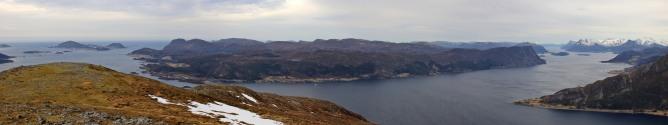 Sandfjellet panorama (3/3)