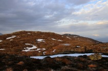 View towards Ursfjellet