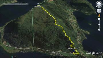 The route to Lidaveten