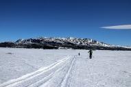 On our way to Kvamsfjellet
