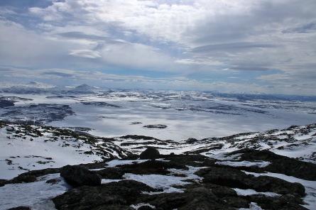 Møsvatn view