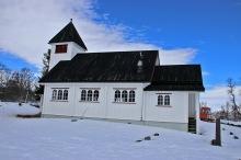 Møsstrond church