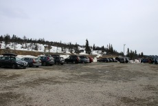 At the Danebu parking