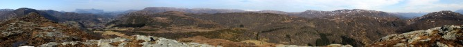 Fløyen panorama (2/2)