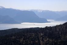 Ferry on Sognefjorden