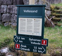 At Vetlesand