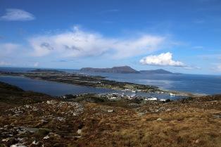 Nordøyane (coastal island tops)