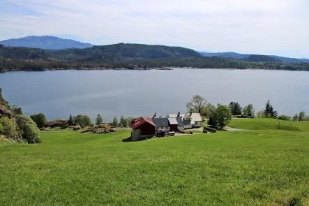 The Klauvene farm