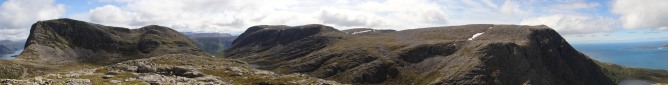 Gulestønipa view (2/2)