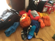 Packing at home