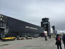 Arrival in Longyearbyen