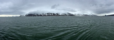 Farewell to Svalbard...