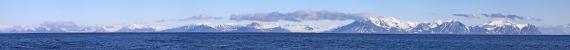 Isfjorden panorama