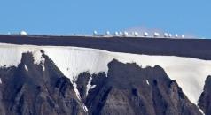 The radar mountain