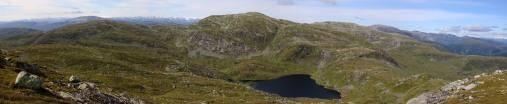 Høgefjellet panorama