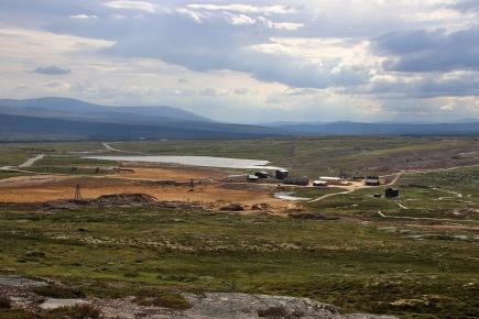 The Storwartz mine