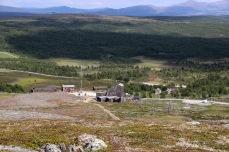 The Olavsgruva mine
