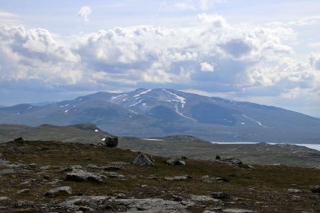 Skardsfjella - visited the next day