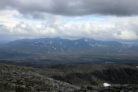 Storsylen massif