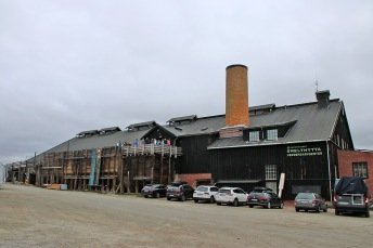 The mining museum