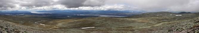 Lakes Femunden and Feragen