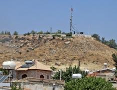 A Turkish watchpost