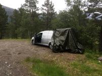 Base-camp@Mittet