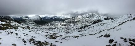 Looking back on Gravfjellet